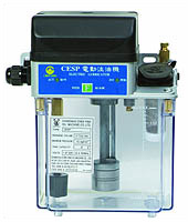 Model CESP Programmable Oil Lubricator in 2 Liter Plastic Reservoir